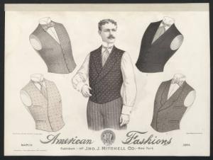 1894 Men's Fashions