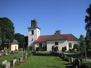 Svenarum Kyrka