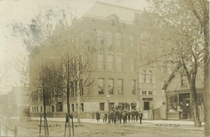 Bancroft School Circa 1908