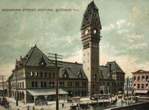 Dearborn Street Station, Chicago Illinois