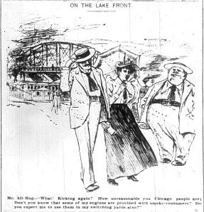 Chicago Daily News July 30, 1894 pg 1