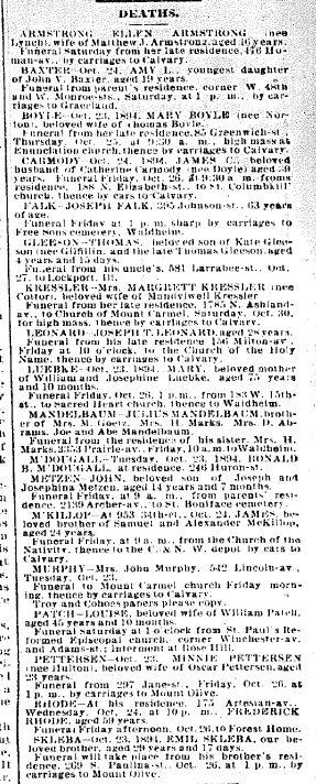 CDN 1894 10-25 pg 8 snip deaths