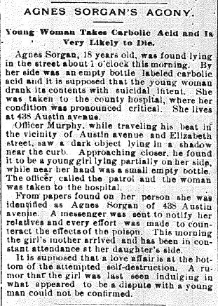 Chicago Daily News December 10, 1894 pg 1