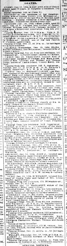 Chicago Daily News December 20, 1894 pg 7