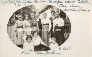 A Schmitt family gathering