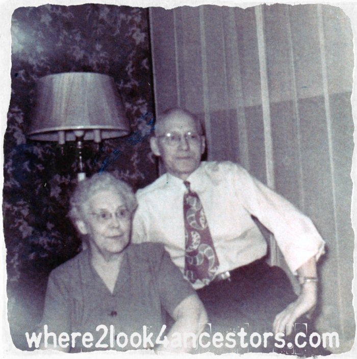 2015 02-06 Harry and Judith Tolf Christmas 1951