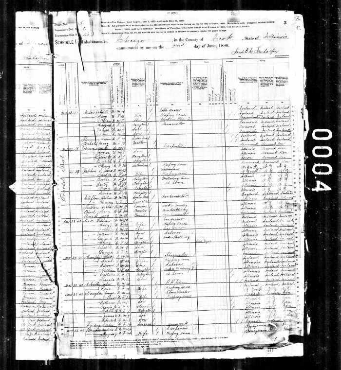 2015 02-18  Plum, Waity nee Chandler 1880 census