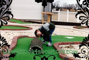 2015 02-19 Lindsey, Dalton miniature golf