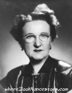 Zora Susan Clarke Blake 1898-1965 01