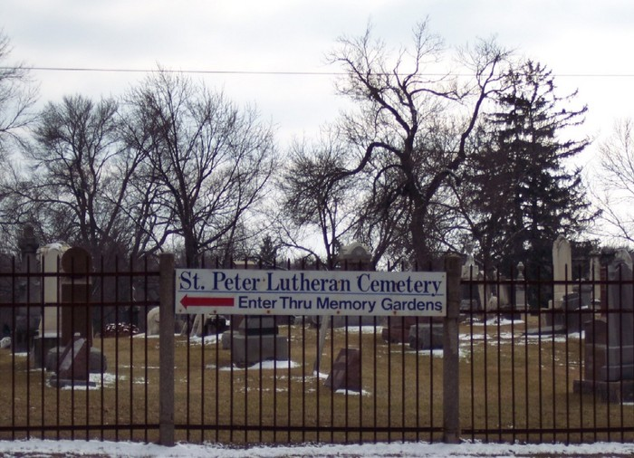 St Peter Lutheran Cemetery, Arlington Hts IL by Shelly Tindal