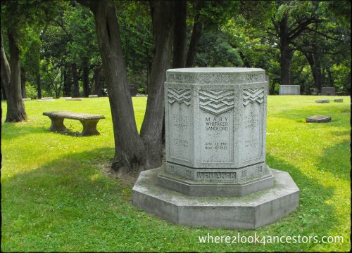 2016 01-26 01 Forest Hills Cemetery Madison WI