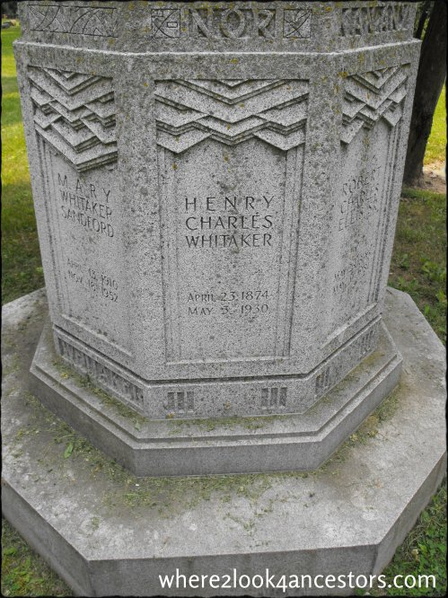 2016 01-26 04 Forest Hills Cemetery Madison WI