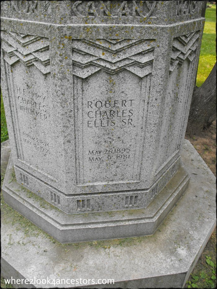 2016 01-26 05 Forest Hills Cemetery Madison WI