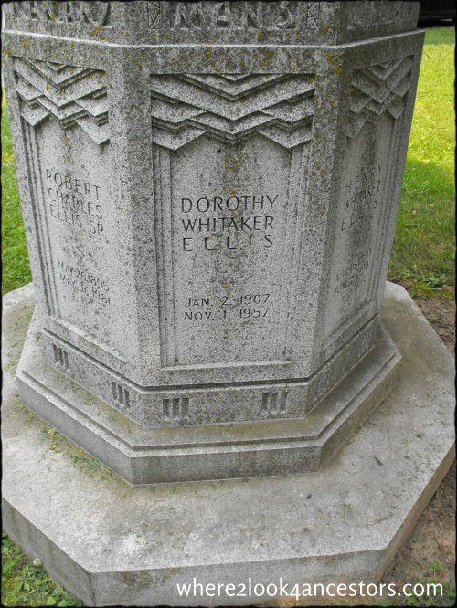2016 01-26 06 Forest Hills Cemetery Madison WI