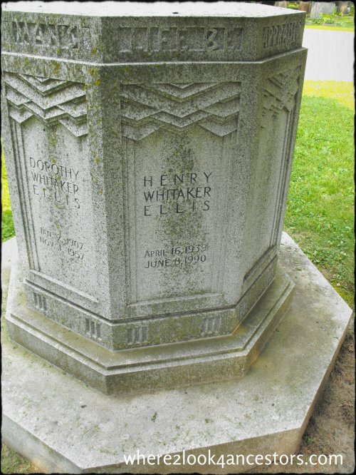 2016 01-26 07 Forest Hills Cemetery Madison WI