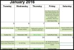 2016 01-20 Editorial Calendar