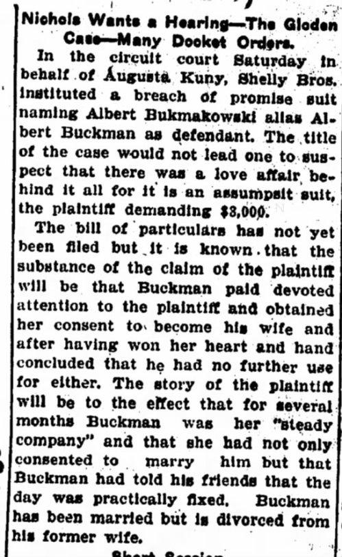 2016 02-13 Bukmakowski 1903 01-18 Decatur Herald