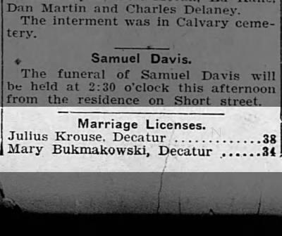 2016 02-13 Bukmakowski 1905 07-07 Decatur Herald pg 8