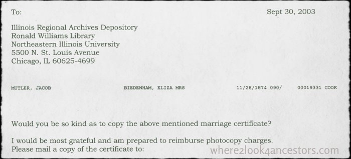 2003 to IL RE Mueller-Biedenharn marriage cert