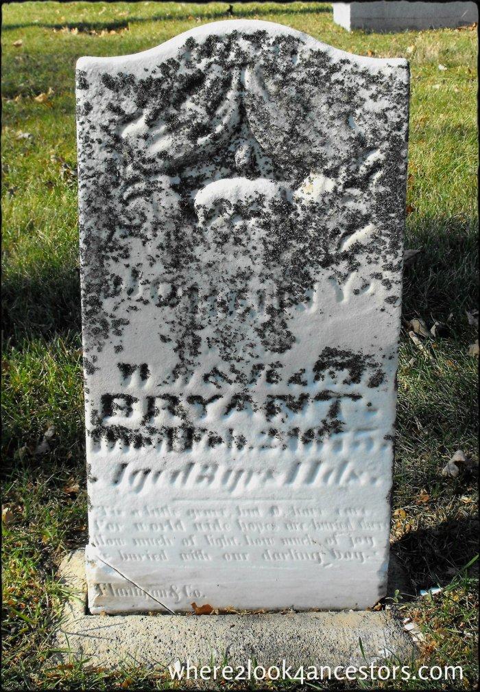 St Mary's Cemetery, Minneapolis Minnesota