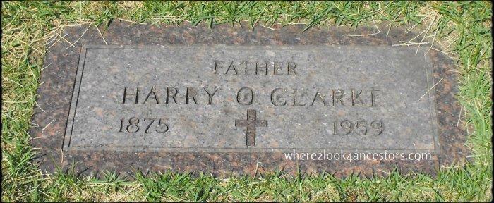 2016 09-23 Harry Clarke