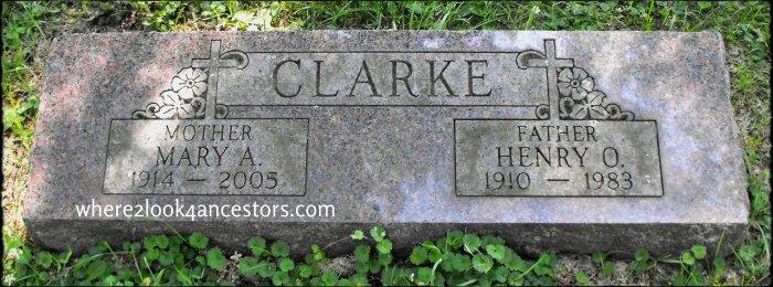 2016 09-23 Henry O Clarke