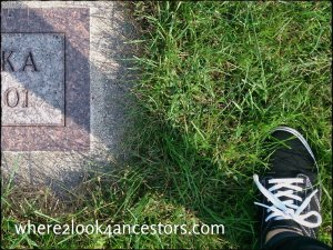 how to take better headstone photos